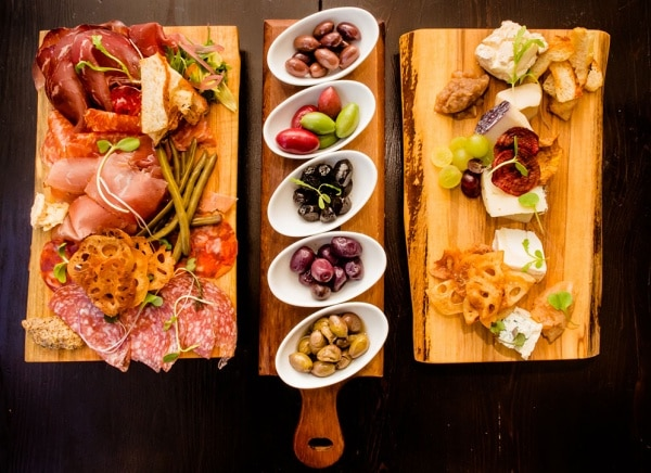 charcuterie from nuit