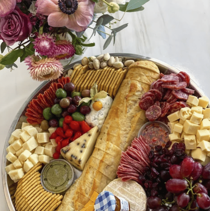 cured meats, charcuterie,