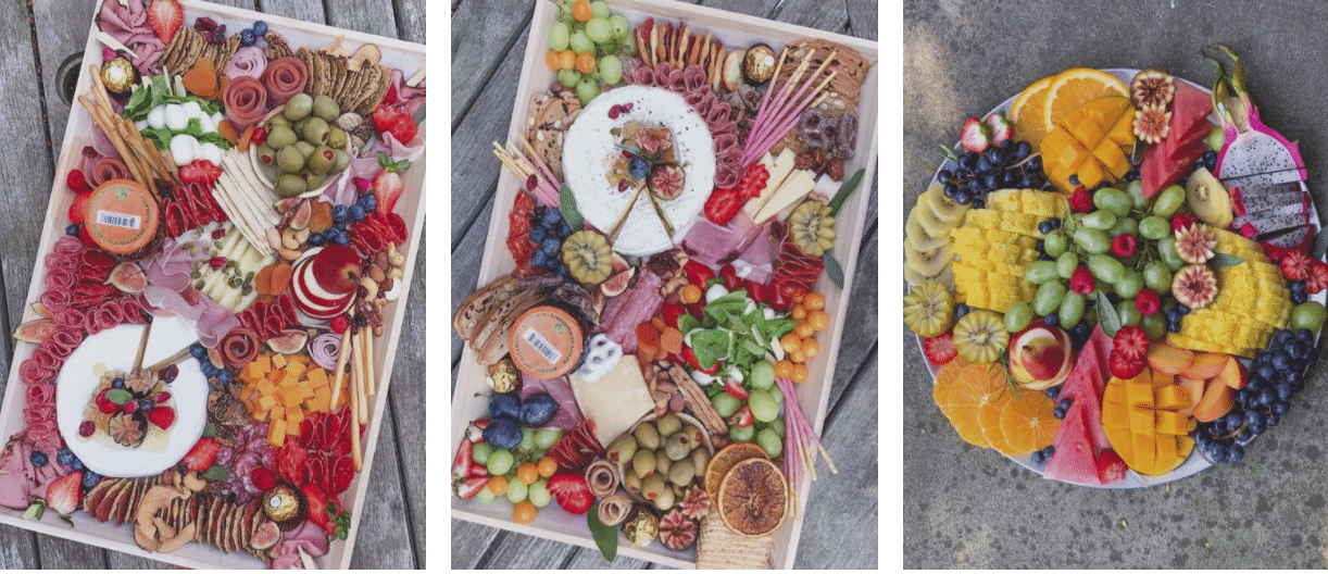 cured catering services